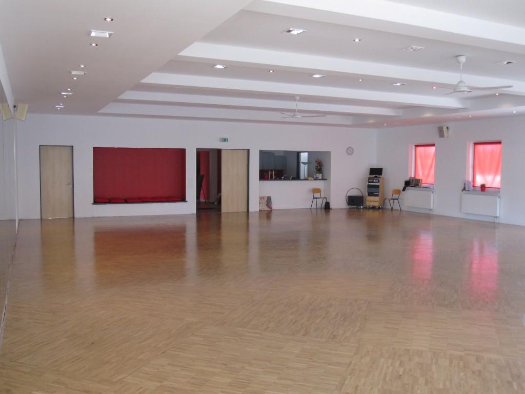 HTC Tanzsaal in Hildesheim